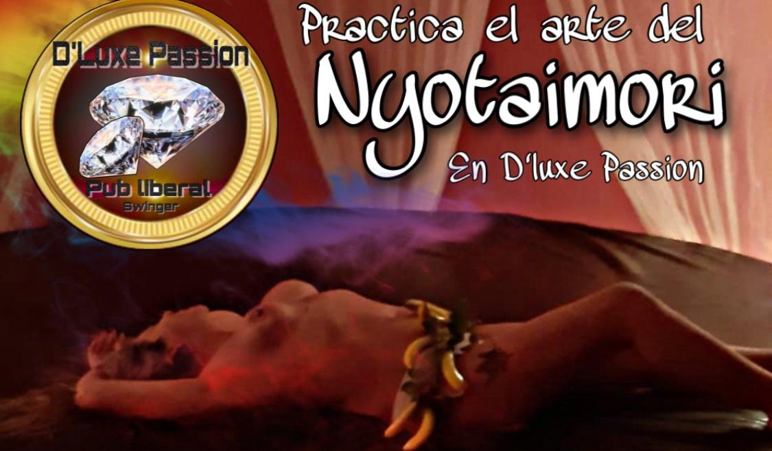 11-Abr. Nyotaimori