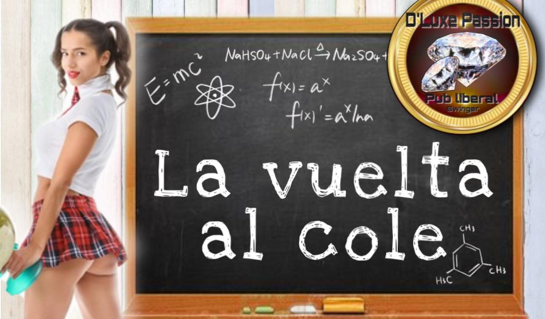 18-Sept La Vuelta Al Cole